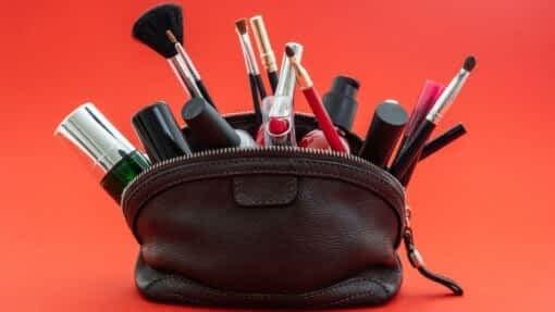 decluttering your makeup