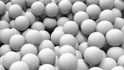 are recycled golf balls good