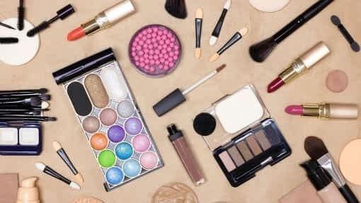 declutter your makeup