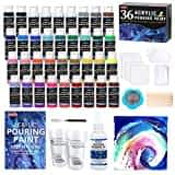Acrylic Pouring Paint Set Has all You Need